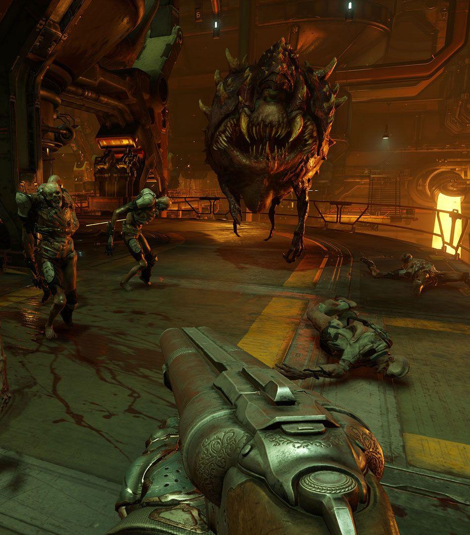 Doom review | Polygon