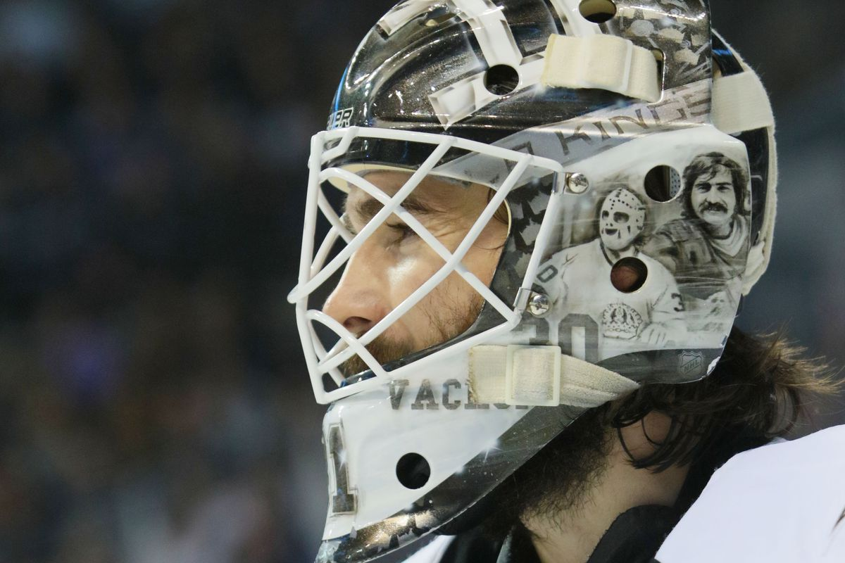 NHL: Los Angeles Kings at Winnipeg Jets