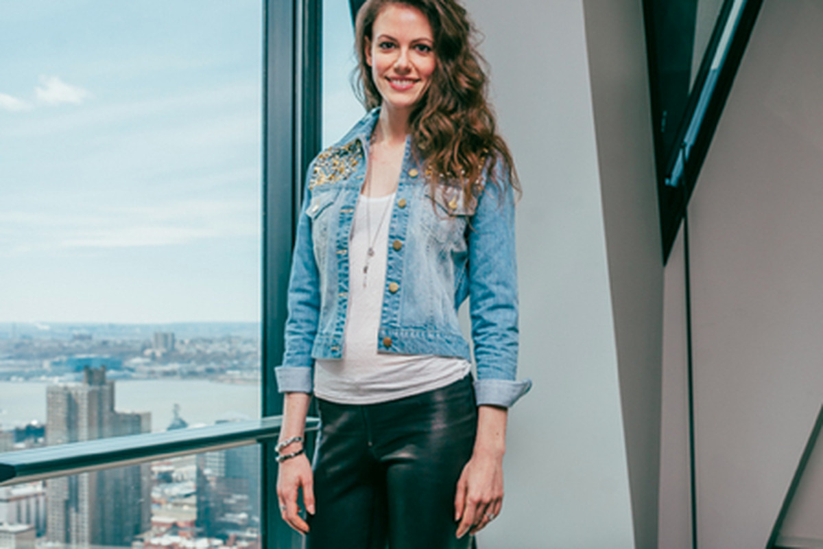 """Photo by <a href=""""http://racked.com/archives/2014/03/18/see-what-the-team-behind-cosmo-digital-wears-to-work.php"""">Driely S.</a>"""