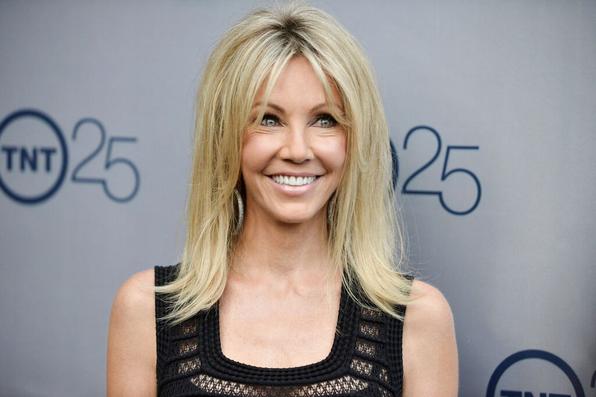 Heather Locklear pleads no contest to battery charges