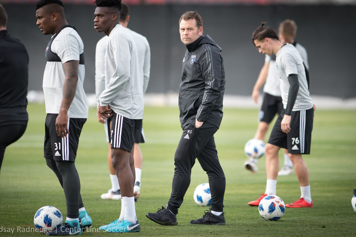 San Jose Earthquakes Plan To Be Flexible With Formation And