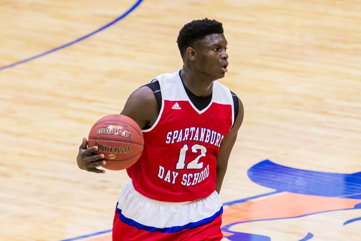 Zion Williamson >> Zion Williamson Recruiting Choosing The Best Fit For The High