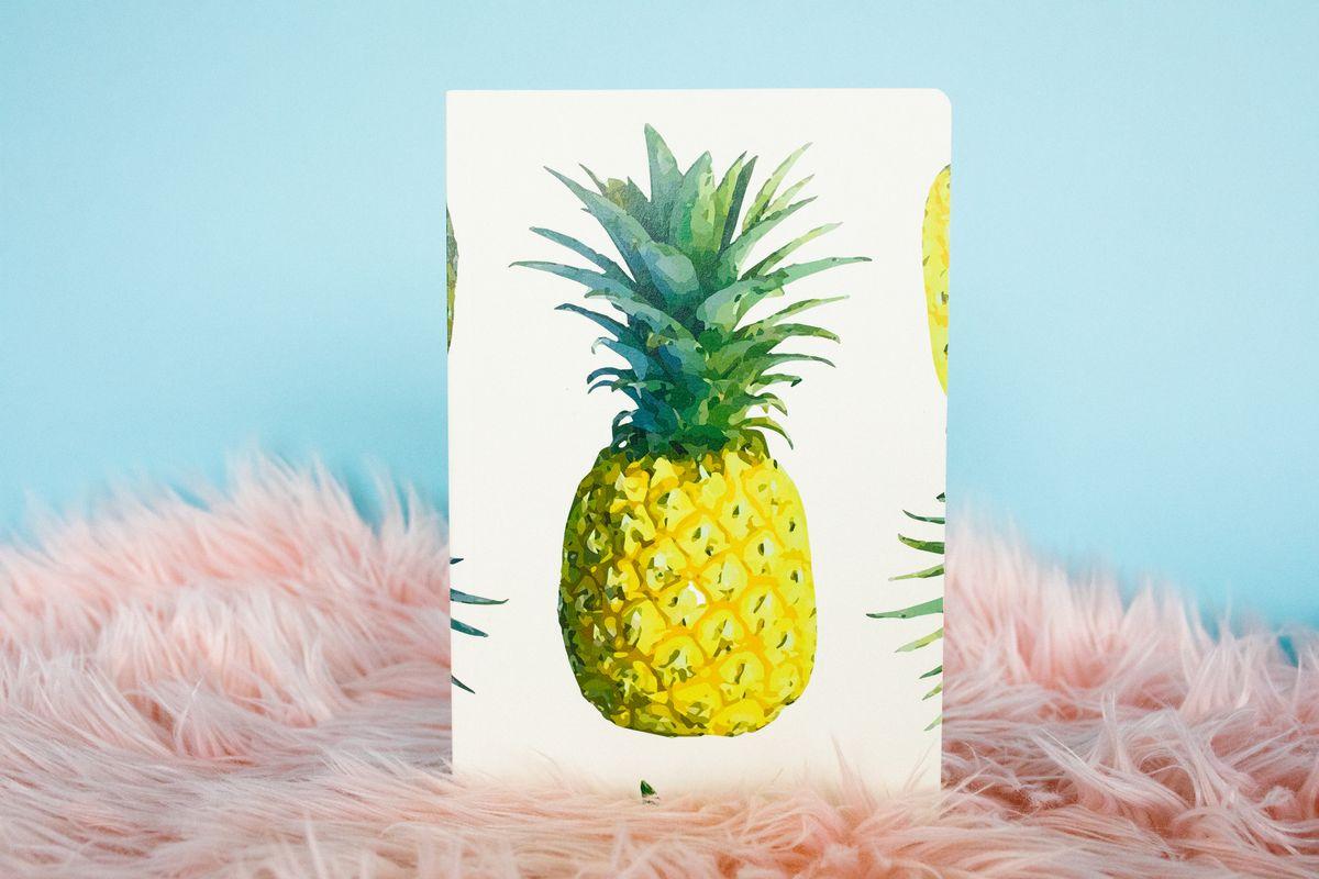 Katie Kime's Pineapple Journal