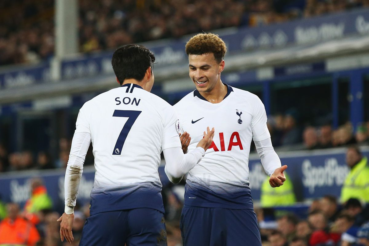 Pochettino Cagy On Dele Alli Injury After Halftime