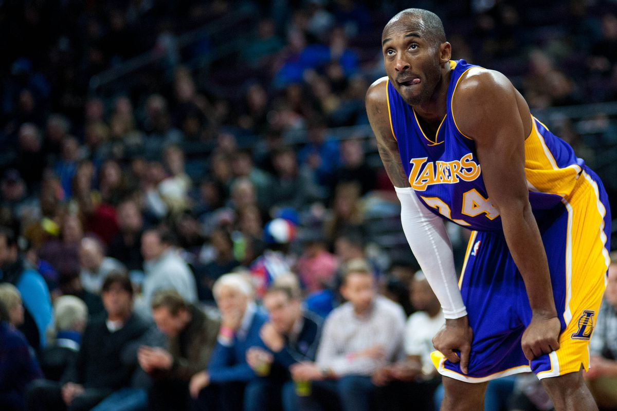 eac1da63c28b Kobe Bryant s career may have its finish line set - Silver Screen ...