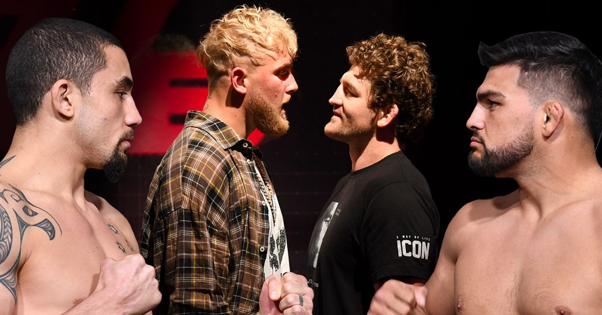 UFC Vegas 24, Paul vs. Askren preview show