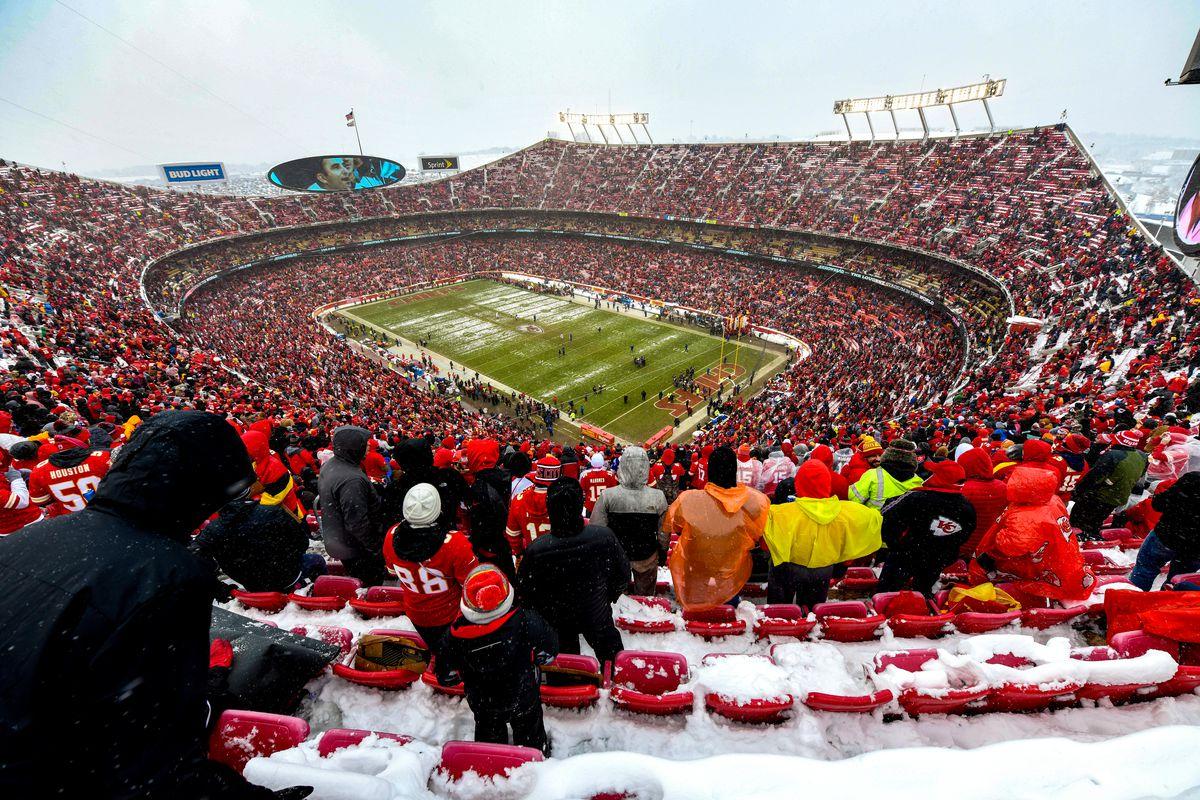 Divisional Round - Indianapolis Colts v Kansas City Chiefs