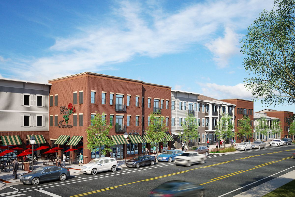 Gwinnetts Lawrenceville Breaks Ground On Its Own Version Of Avalon