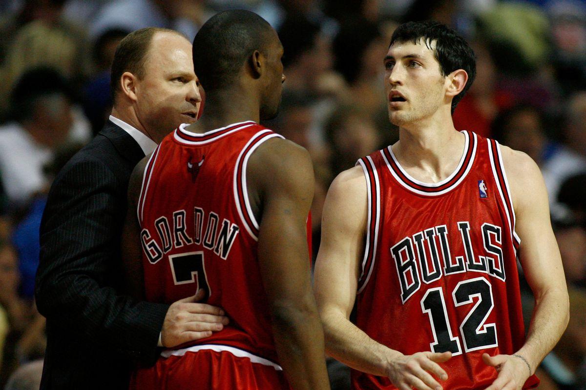Chicago Bulls v Detroit Pistons, Game 5