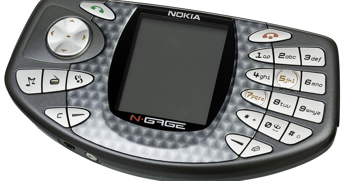 Speedrun world record claimed for N-Gage