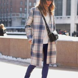 """Kiara of <a href=""""http://tobruckave.blogspot.com""""target=""""_blank"""">Tobruck Ave</a> is wearing a Topshop x Nordstrom coat and turtleneck, a <a href=""""http://www.revolveclothing.com/sanctuary-city-moto-jacket-in-city-moto/dp/SANC-WO114/?AID=10568535&PID=4441"""