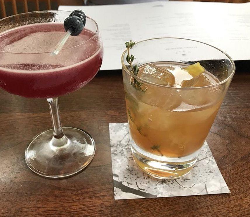 BDT DC cocktails