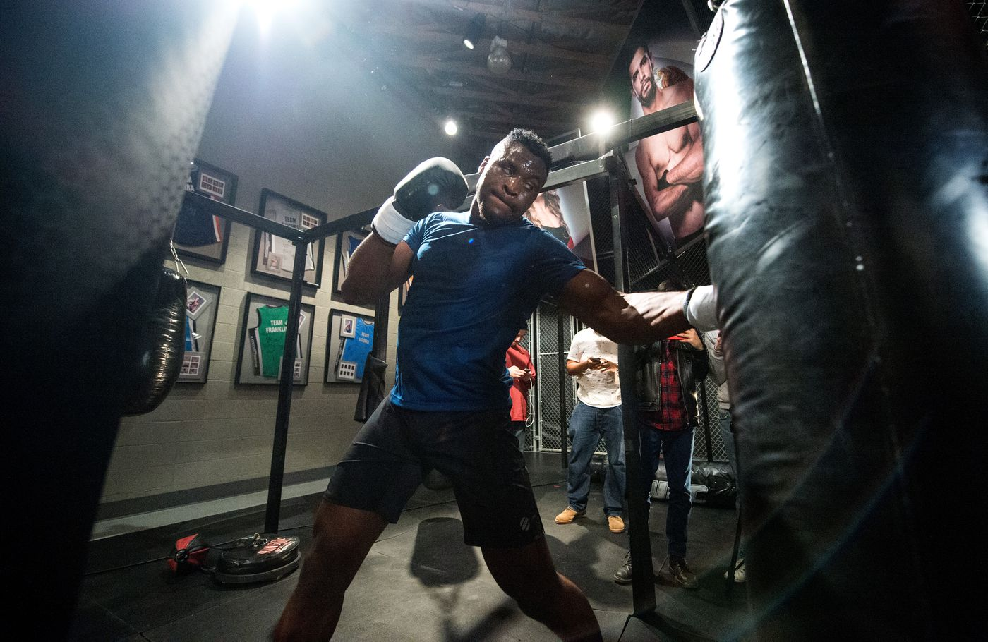 Meet Francis Ngannou, the UFC's Unicorn, and the Next (Very