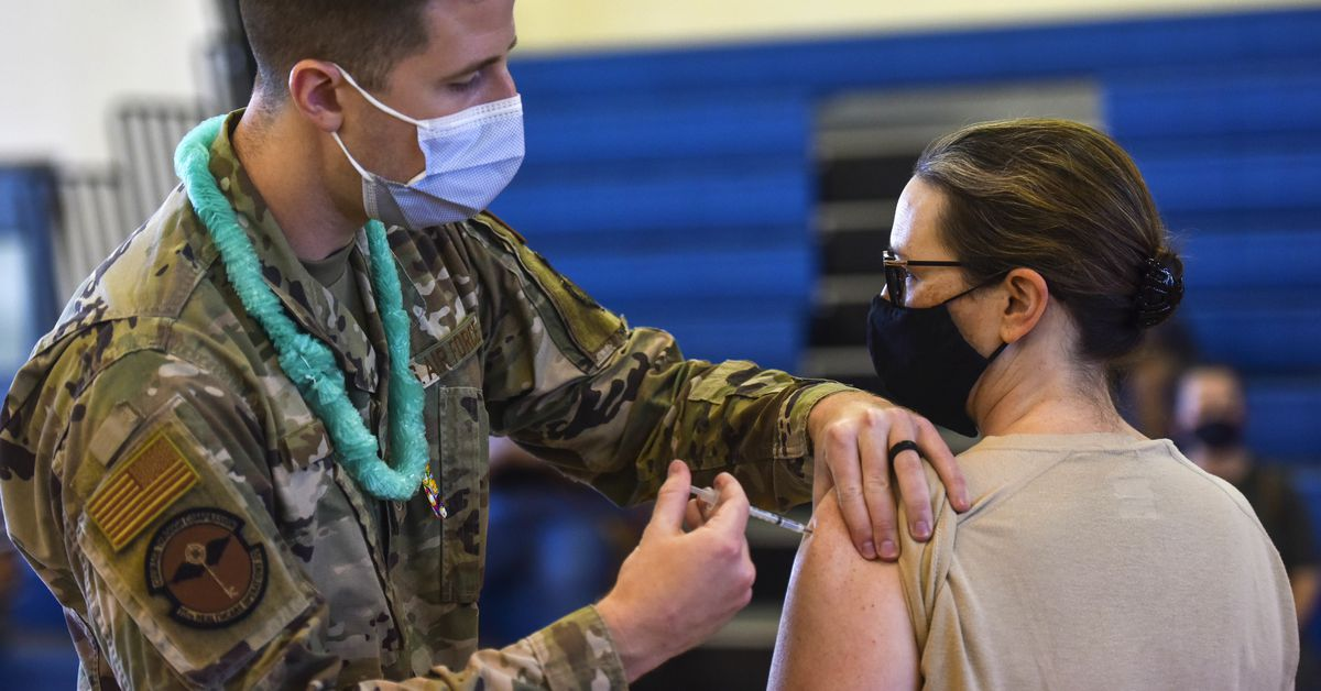 How the military will handle religious exemptions to vaccine mandates