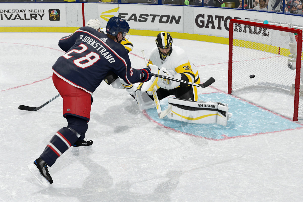 Blue Jackets Earn Respect in 'NHL 18' Player Ratings - The Cannon