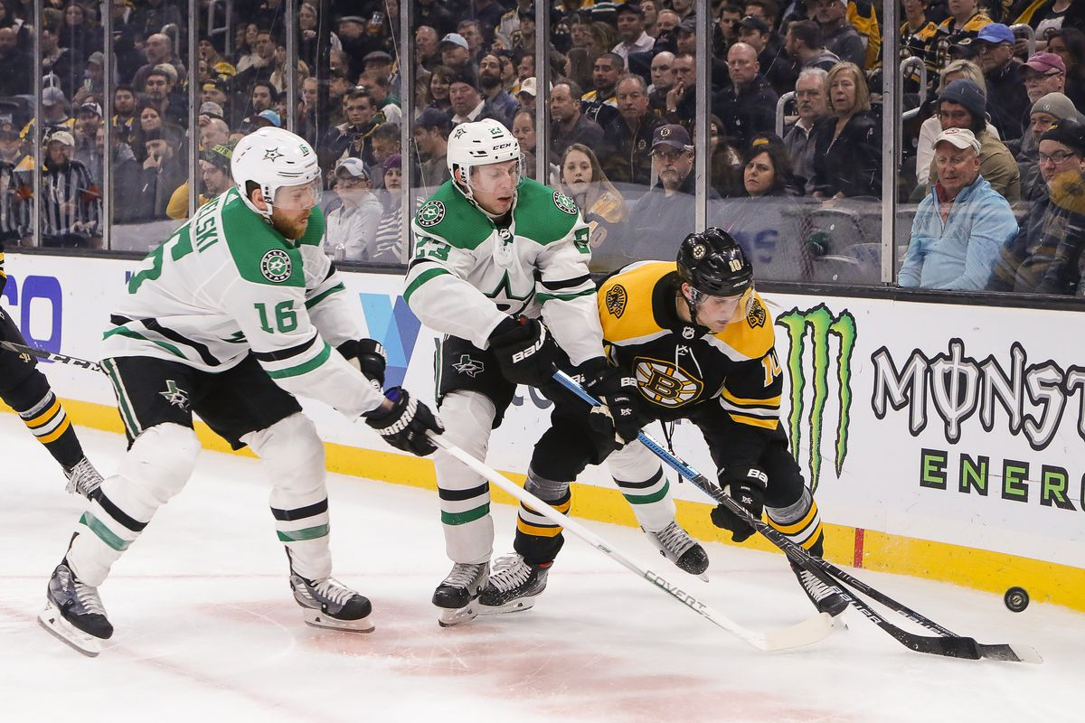 NHL: FEB 27 Stars at Bruins