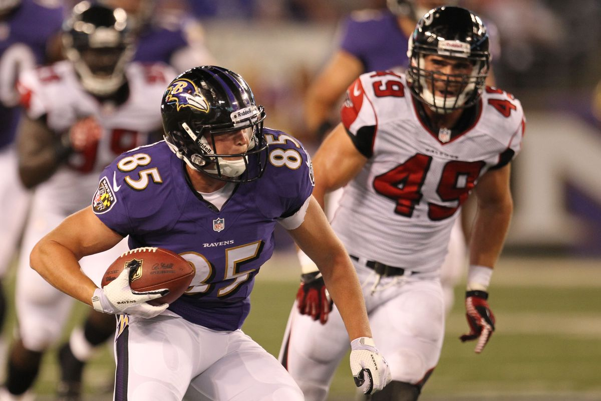 The final tight end spot looks to be between rookie Matt Furstenburg (pictured) and veteran Billy Bajema.