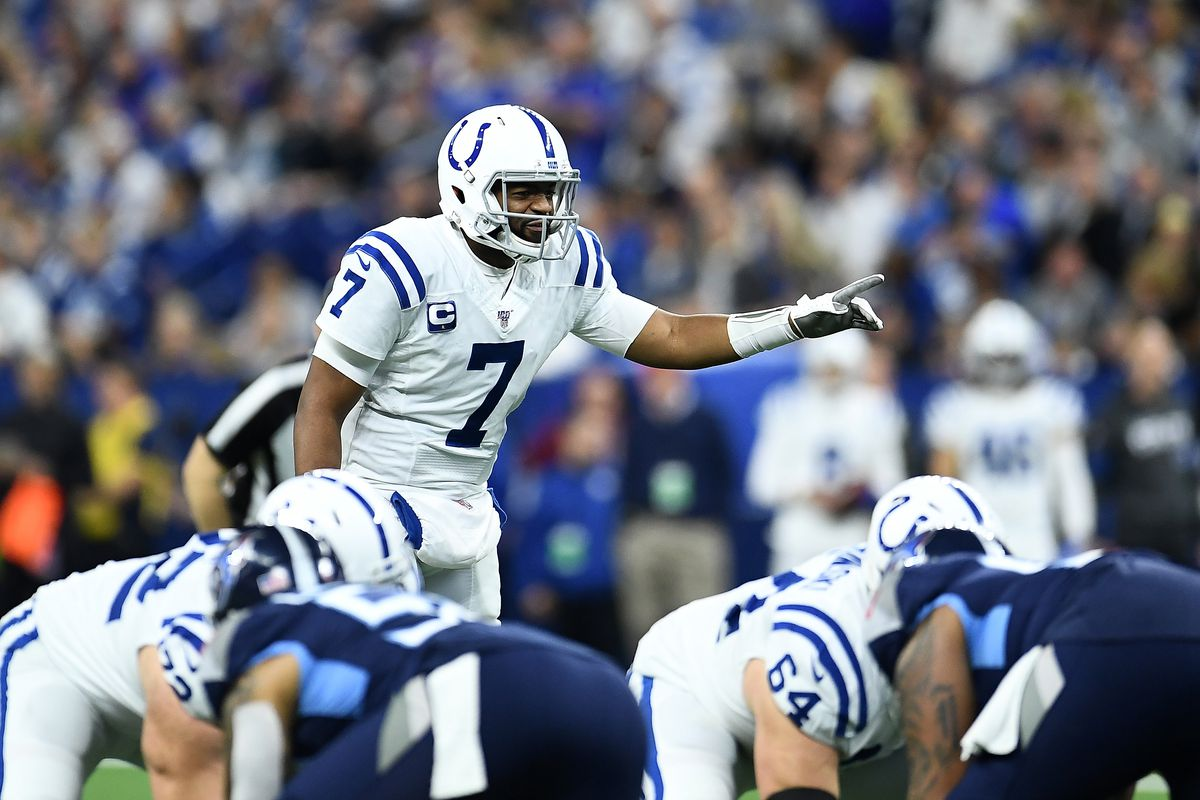 Tennessee Titans vIndianapolis Colts