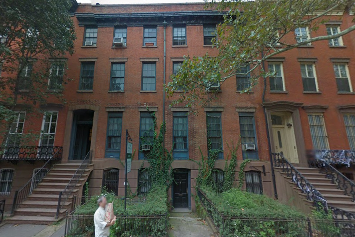 What the two properties looked like in 2014.