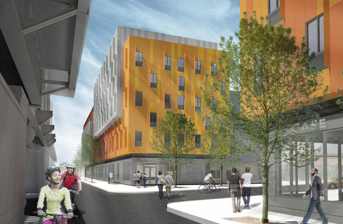 In East New York 121 Affordable Apartments Up For Grabs