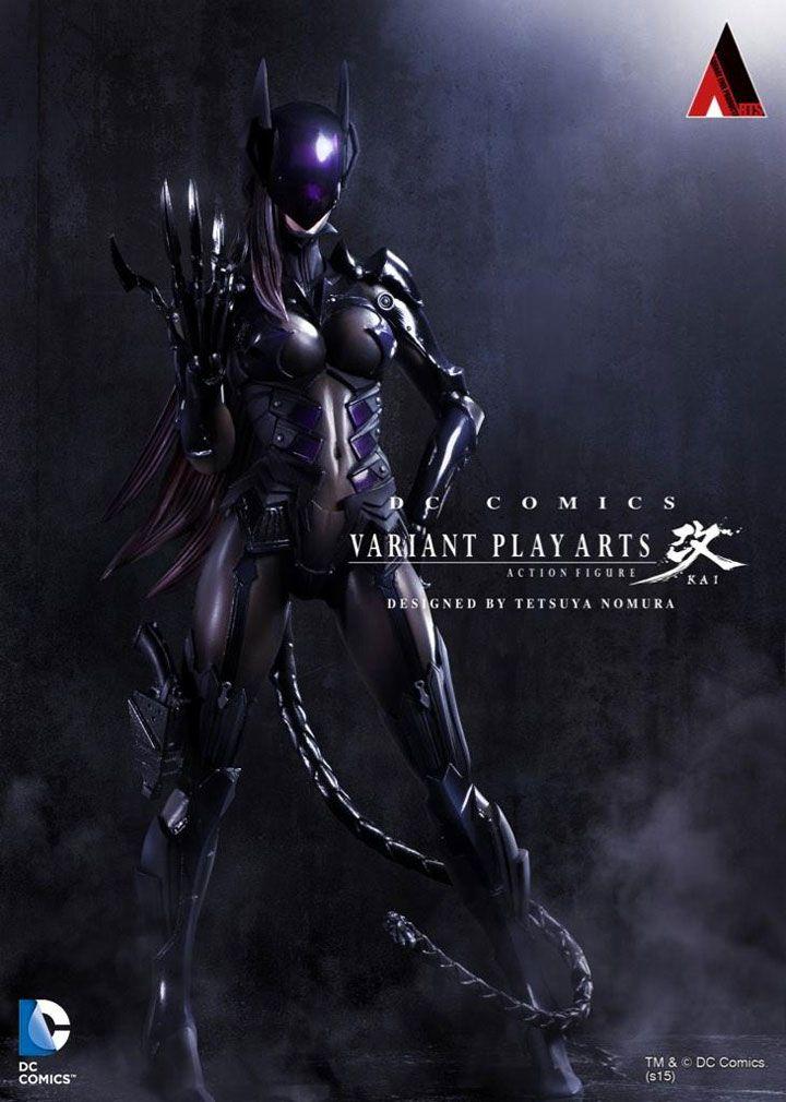 Catwoman by Tetsuya Nomura