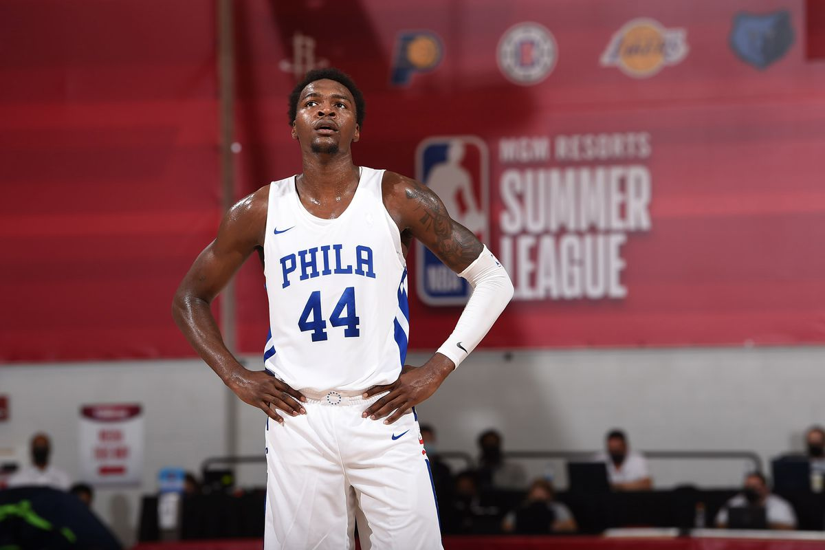 2021 Las Vegas Summer League - Minnesota Timberwolves v Philadelphia 76ers