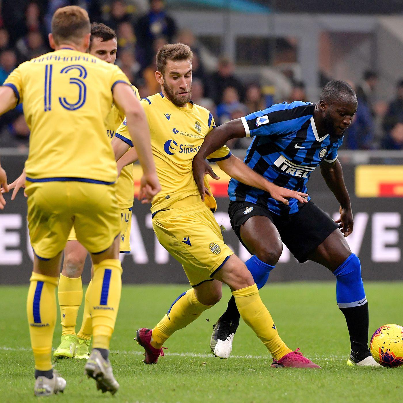 Inter v verona betting preview nfl lori bettinger and jeff francoeur