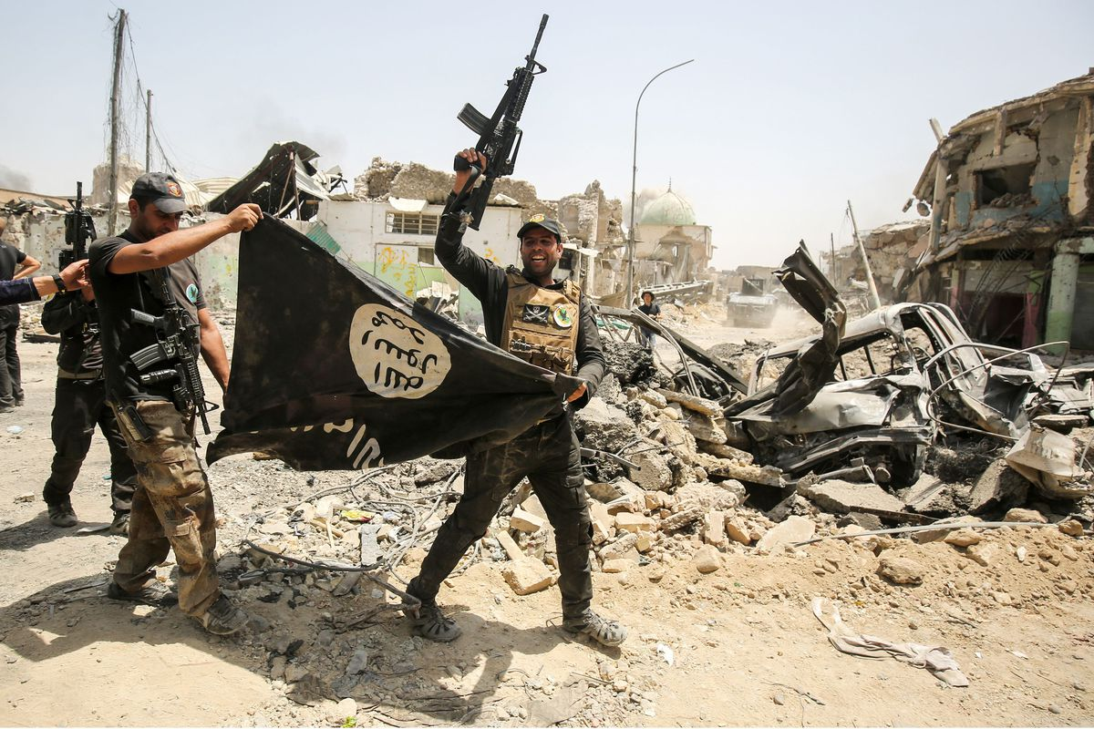 On The Ground In Iraq The War Against Isis Is Just Getting Started