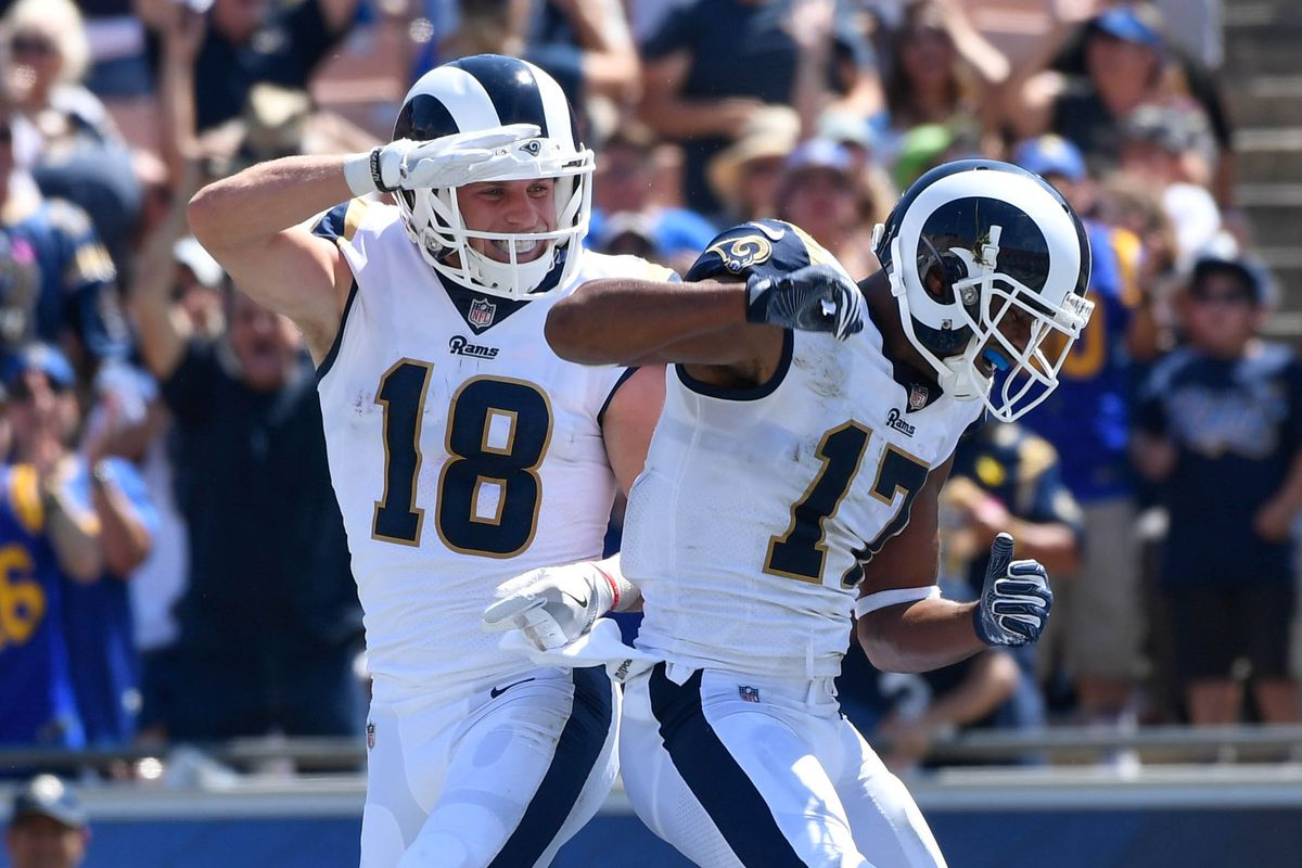 best sneakers d71e5 3ab56 2018 LA Rams Roster Preview: Wide Receiver unit preview ...