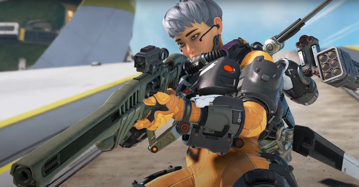 Apex Legends' two most overpowered weapons are getting nerfed