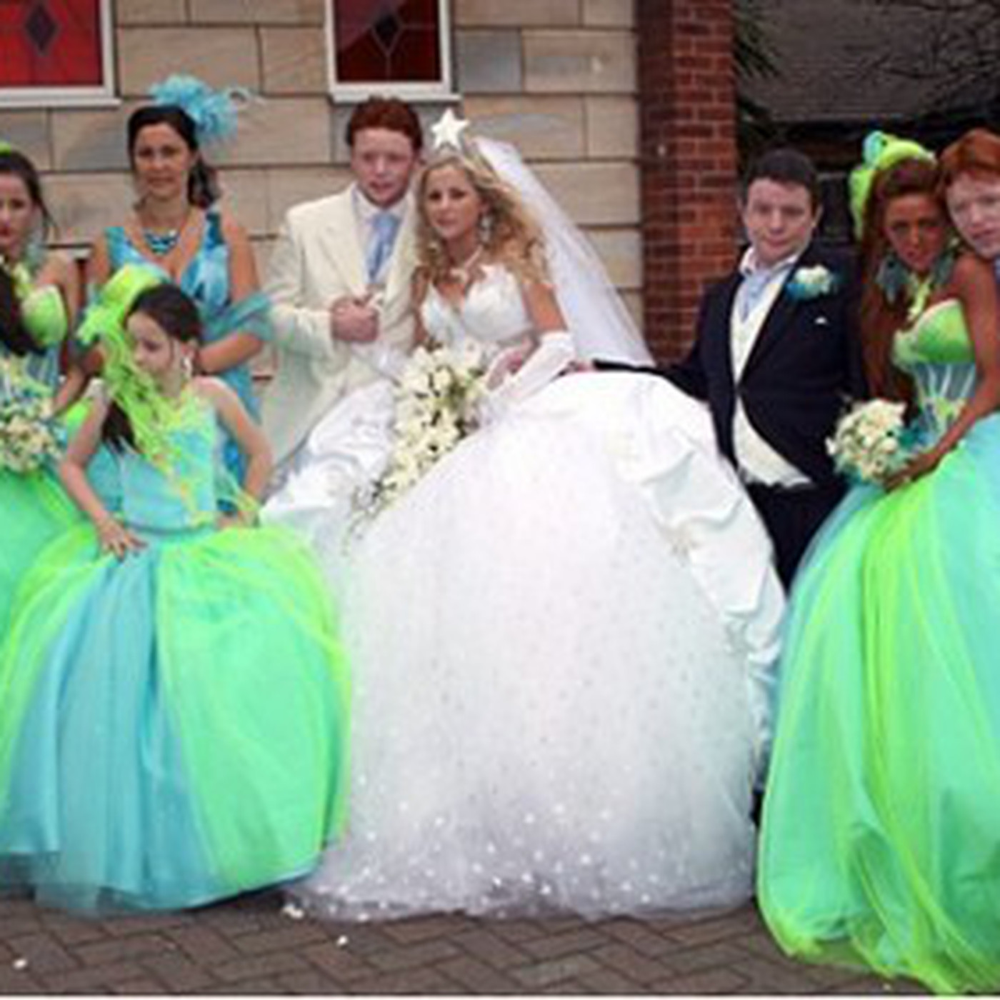 Behold The Terrifying Results Of The Worst Bridesmaid Dress