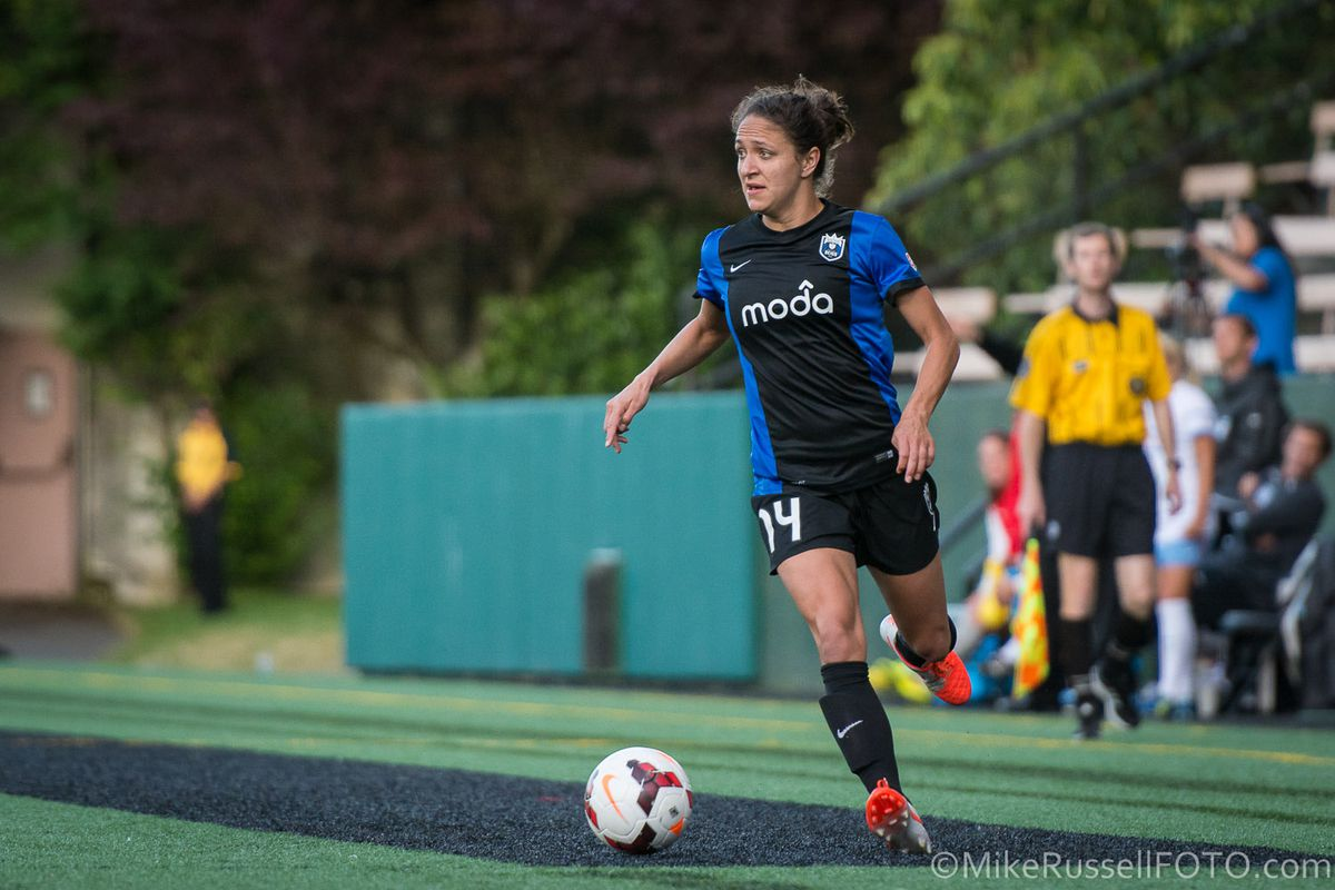 Gallery Photo: Seattle Reign vs. Chicago Red Stars: Photos