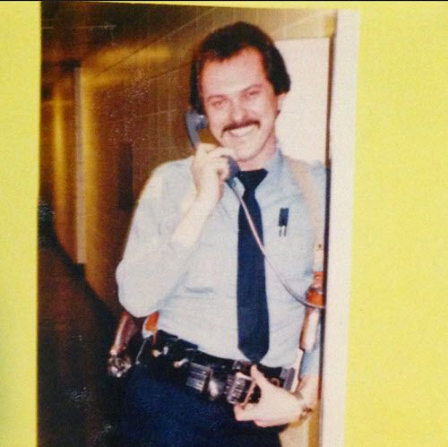 Bernard Domagala. | Chicago Police Department