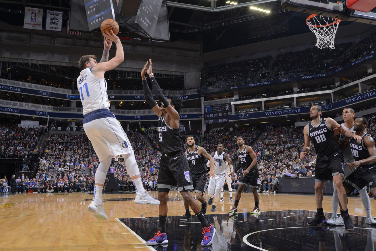3 things to watch for when the Mavericks and the Kings face off
