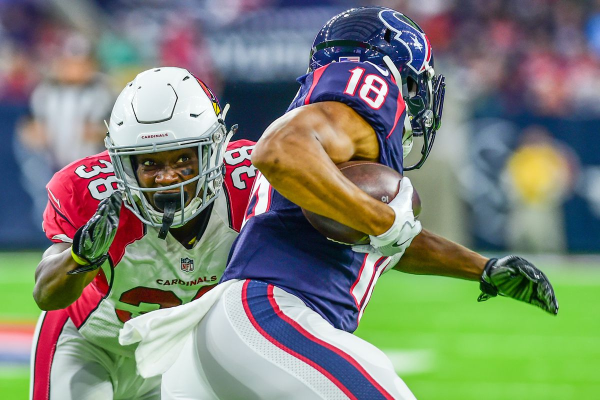 NFL: AUG 28 Preseason - Cardinals at Texans