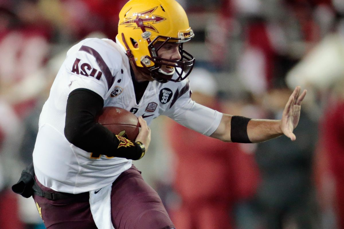 Taylor Kelly ... Heisman?  Maybe not, but a South Division contender for sure.