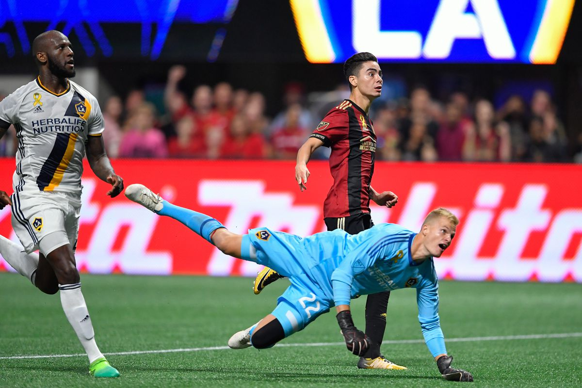 MLS: Los Angeles Galaxy at Atlanta United FC