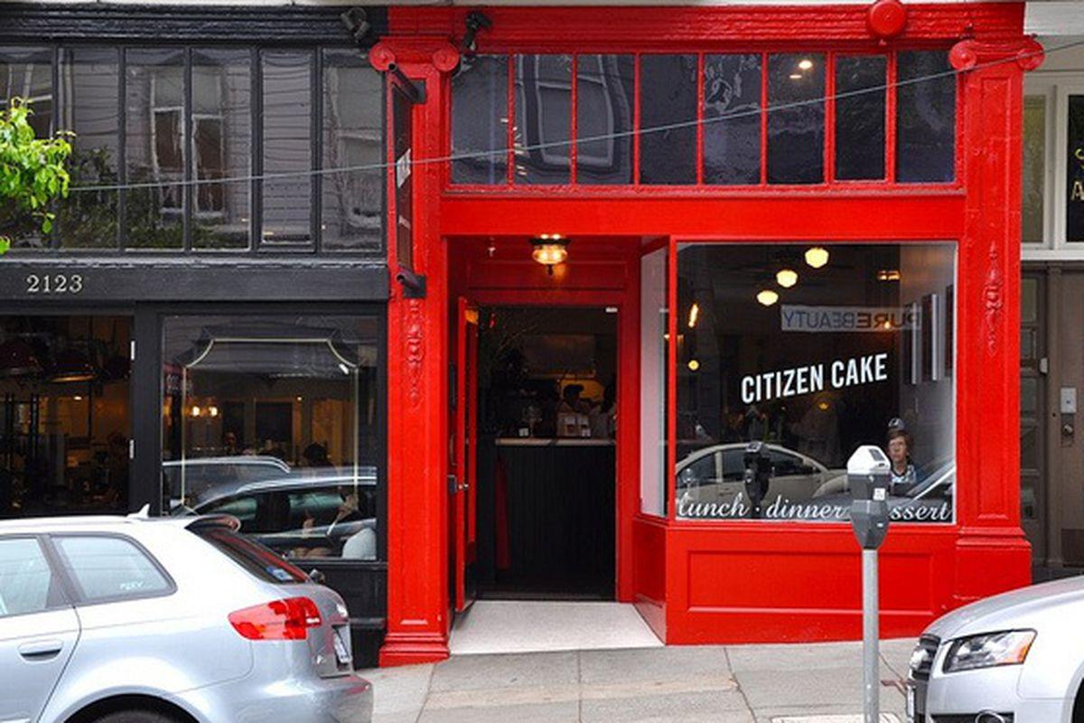 Citizen Cake Sf Closing