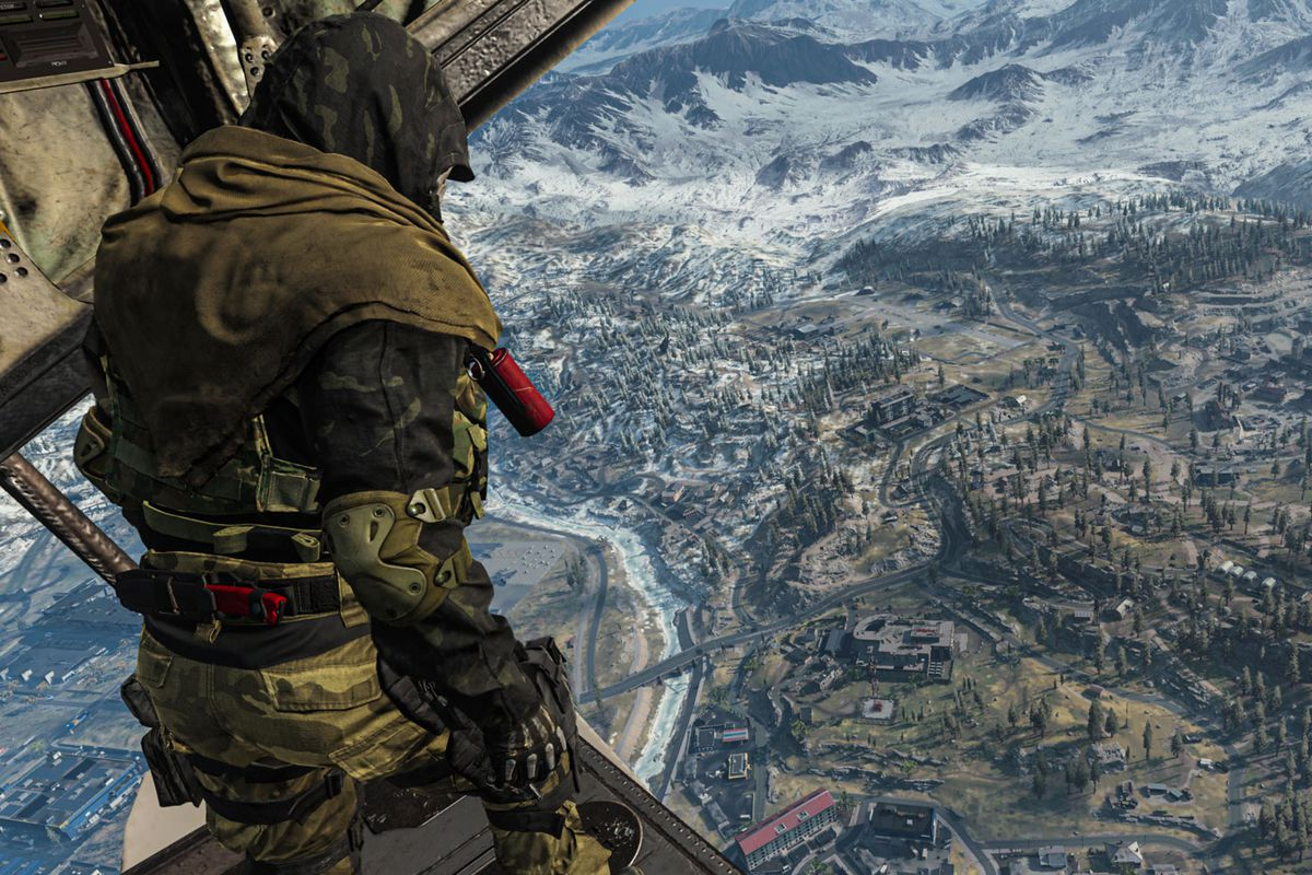 Call Of Duty Modern Warfare Warzone Season 4 Postponed Polygon