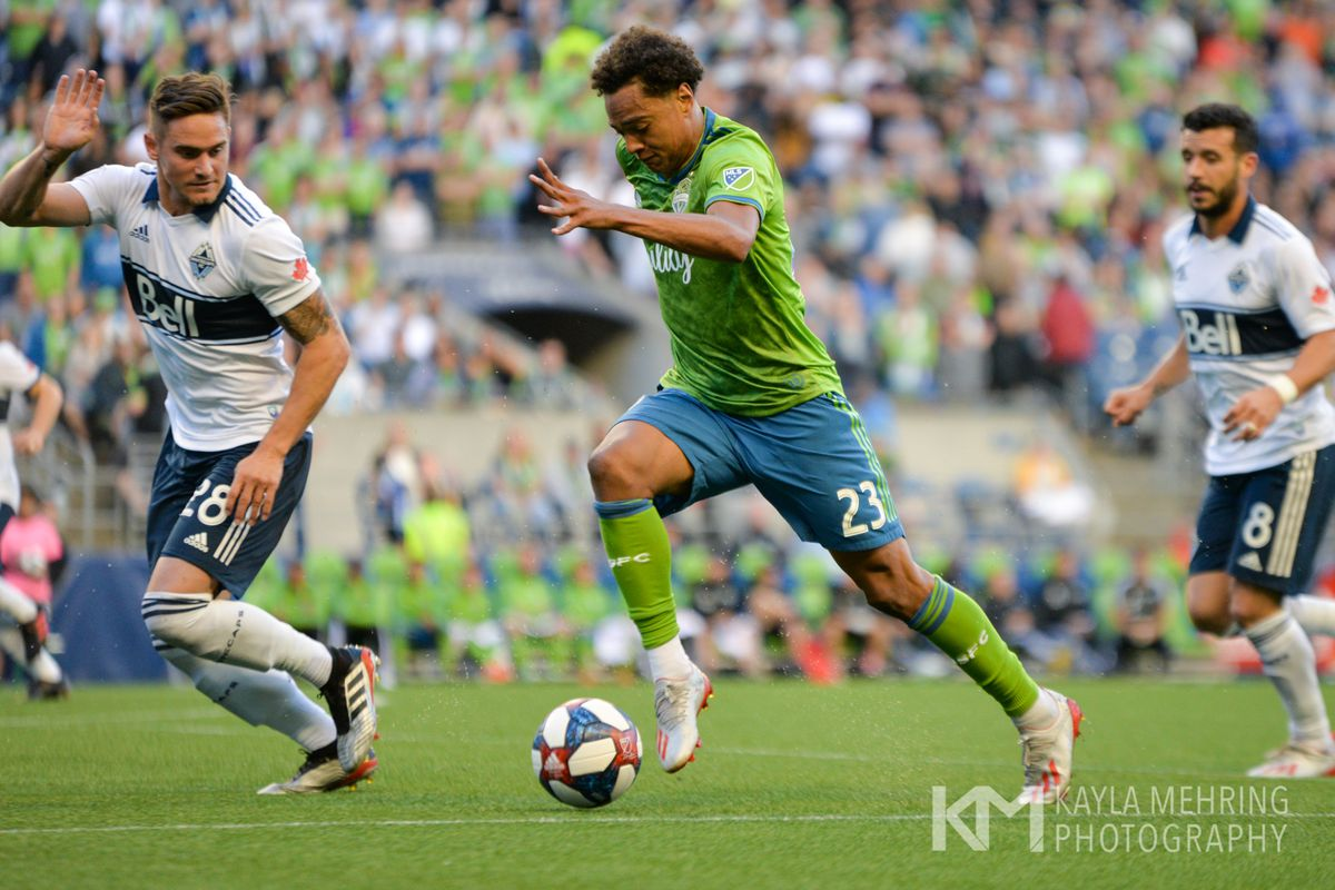 Sounders confirm Henry Wingo is on trial in Norway
