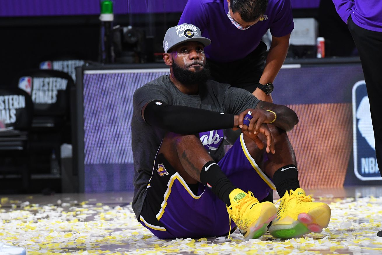 1228734719.jpg.0 - LeBron James taking the Lakers to the NBA Finals is one of his best accomplishments yet