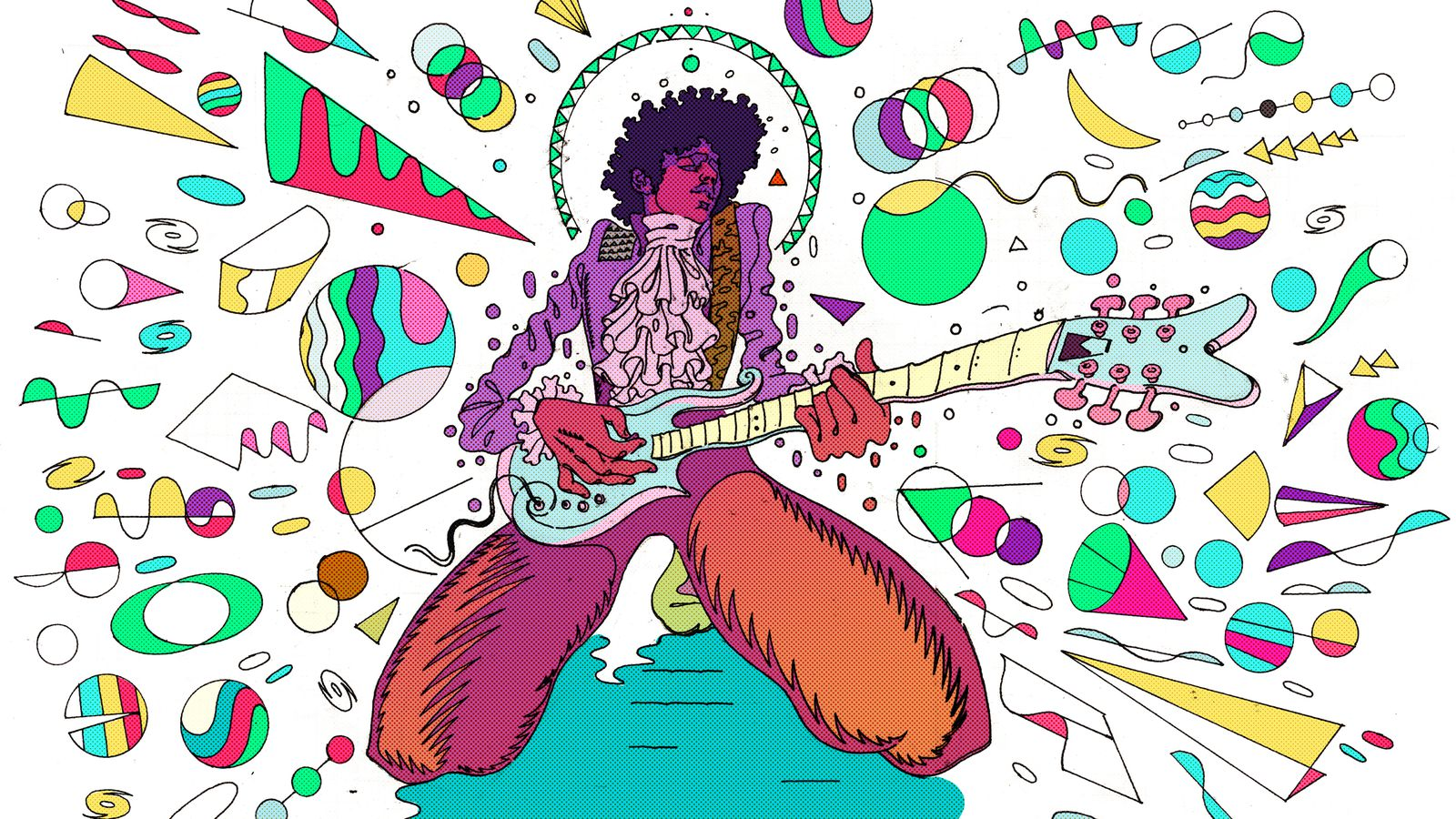 Lets Go Crazy Inside The Making Of Purple Rain The Verge
