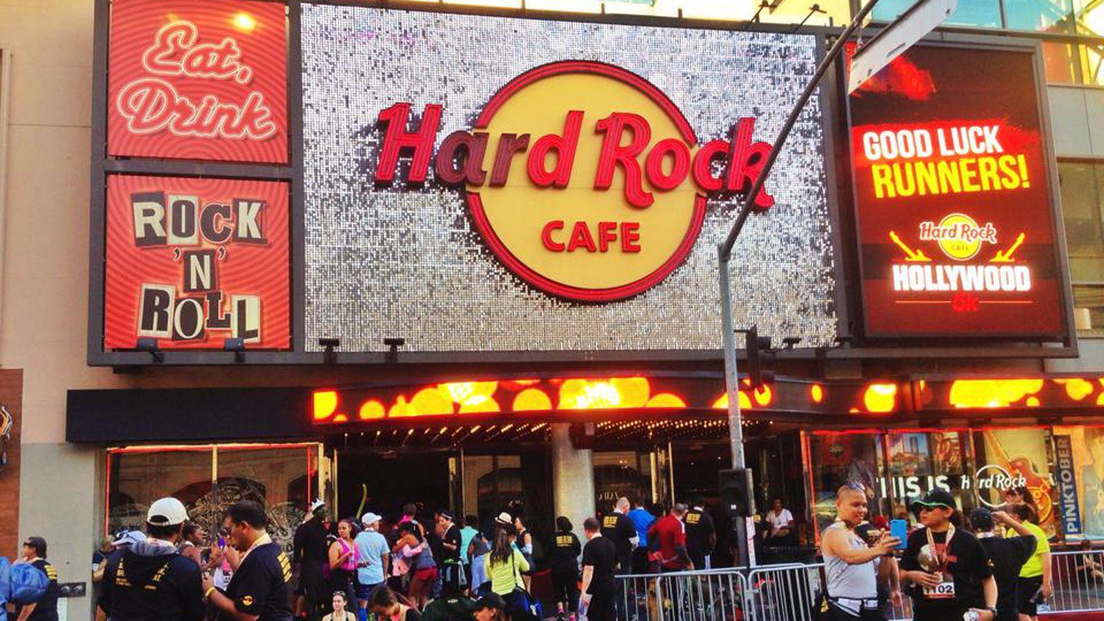 Hard Rock Cafe London Deals