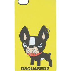 <b>For the Gay Always on His Phone</b><br> You're not sure exactly who he's always texting, but it takes up a solid chunk of his time. This <b>Dsquared2</b> iPhone Case will make his phone twice as adorable the next time he checks Twitter at brunch. Pick