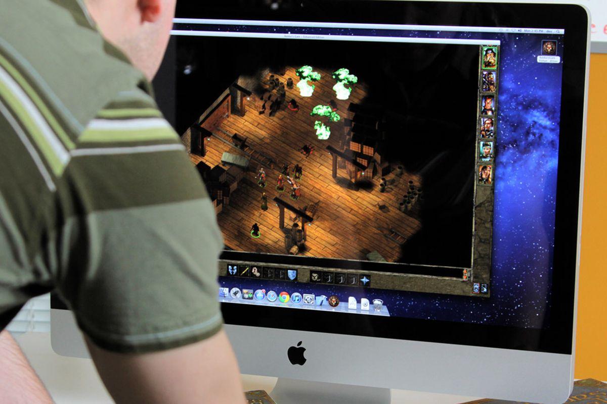 Baldur's Gate Mac edition