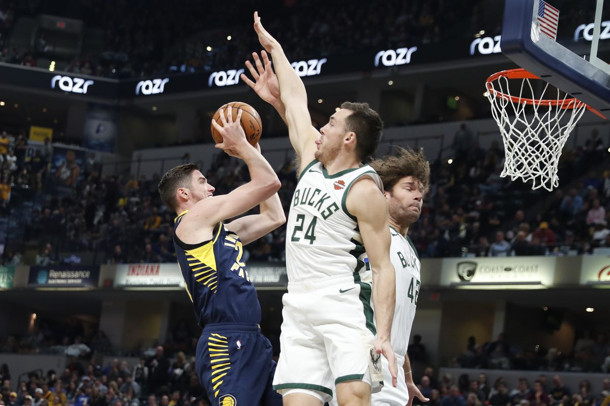 Rapid Recap: Bucks 102, Pacers 83