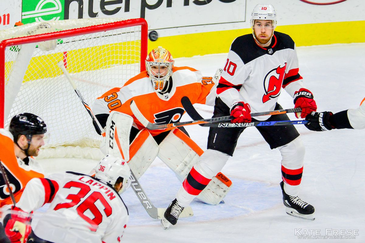 Flyers vs. Devils recap c52cf4156