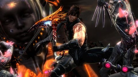 Ninja Gaiden 3 Razor S Edge S New Weapons Ninpo And Ninja Trials