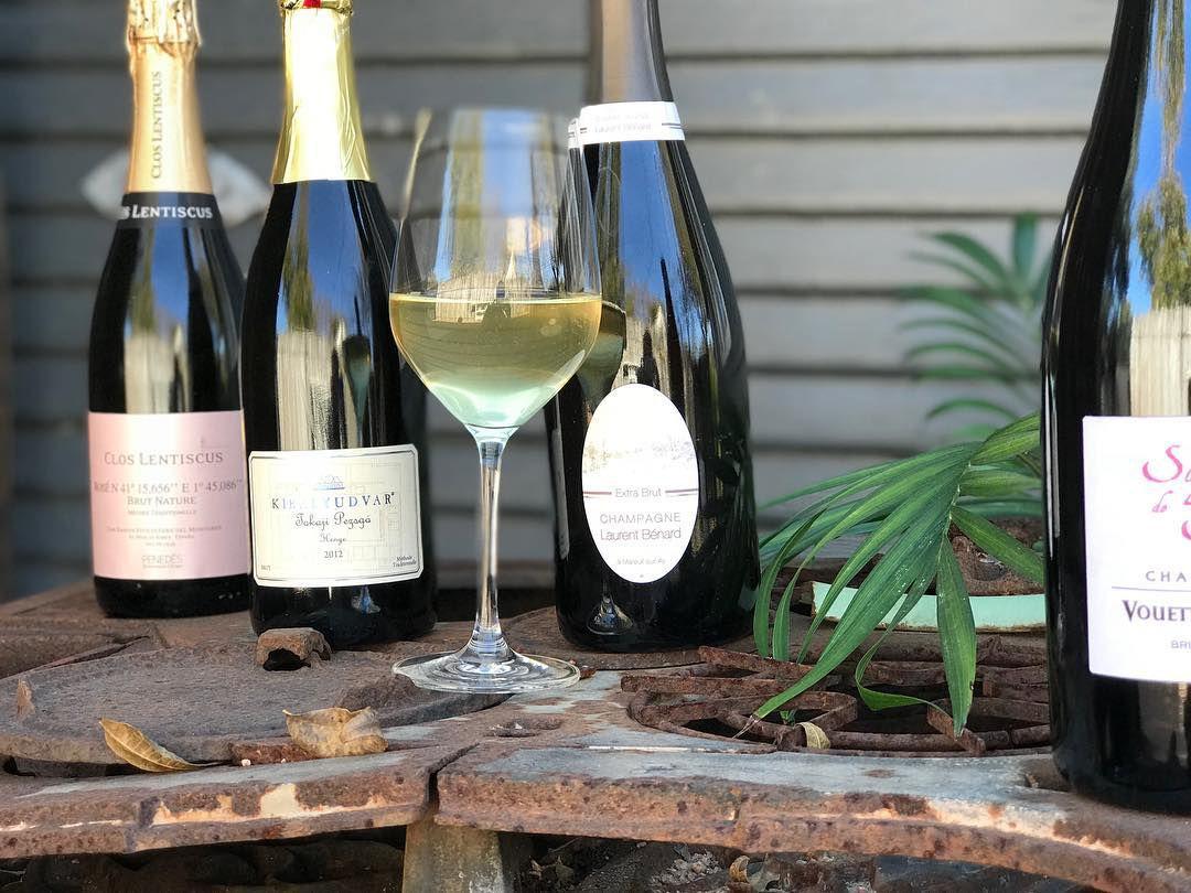 Wine at Lenoir
