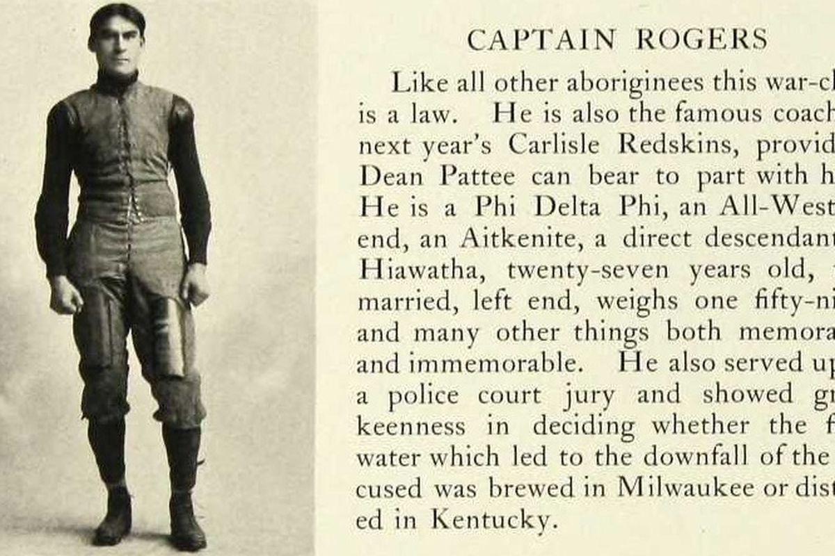 Ed Rogers, 1903